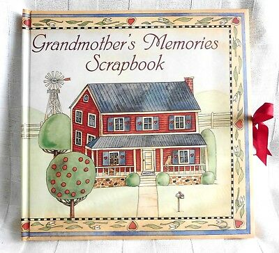 Scrapbook Grandmother's Memories by Kathie Billingslea Smith DIY Present Gift