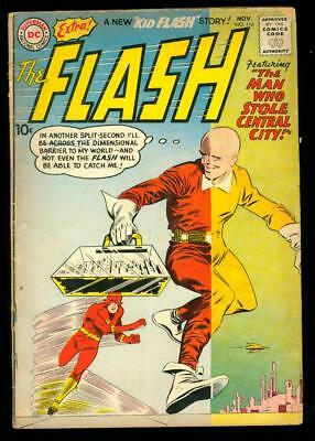 The Flash #116  Gd/vg  (Extra Staples)