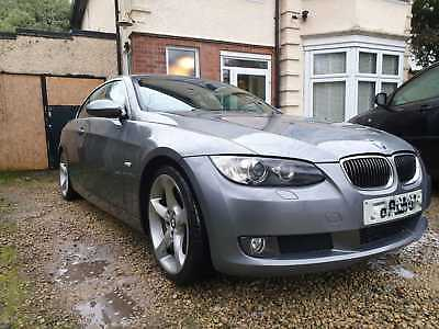 2007 BMW 330 D - Convertible Auto - Spares or Repairs