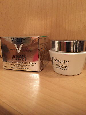 Vichy Liftactiv Supreme Antifaltencreme 50ml NEU