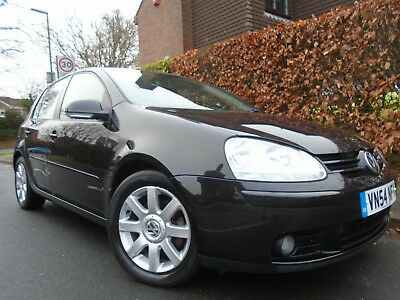 Vw Golf Gt Tdi Automatic 2004 54 **fantastic Service History - Mot Jan 2020**