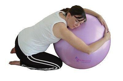 Used once, Birth-ease Birthing Ball & Pump 75cm for Pregnancy/Labour