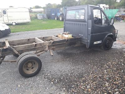 transit chassis cab smiley spares repairs