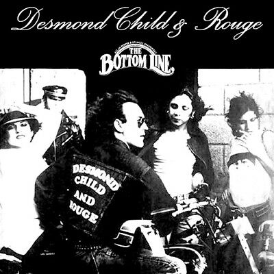 DESMOND CHILD & ROUGE LIVE 79 CD Paul Stanley,Kiss,Bon Jovi,SLEAZE GLAM ROCK AOR