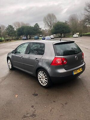 Vw golf gt tdi 140 bhp
