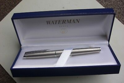 Waterman Pen With Case
