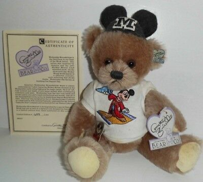 Annette Funicello Wednesday Mousekebear 3rd Bear In Days Of The Week Series Annette Funicello