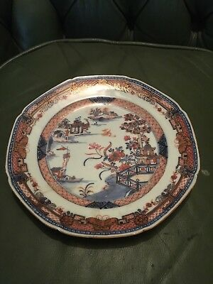 Antique Early 18th Century Chinese Plate