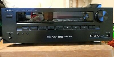 Teac AG-D200 7.1 Channel Home Cinema Music Receiver & Remote