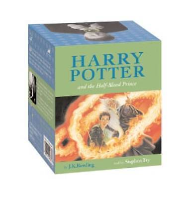 Harry Potter and the Half-Blood Prince: Classic Children's Audio 17 CD set