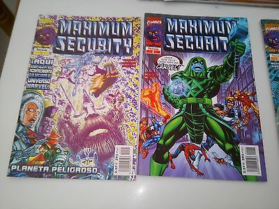 Serie Forum MAXIMUM SECURITY KURT BUSIEK JERRY ORDWAY