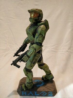 Halo - Halo 2 Master Chief Resin Statue 32 cm Limited Edition Xbox ohne OVP