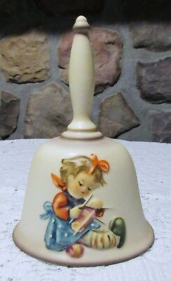 M J Hummel Goebel Annual Bell 1986 Sixth Edition With Box
