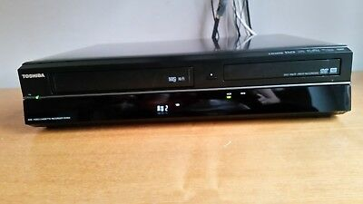 Toshiba DVR20, DVD and VCR Recorder, HDMI, DVB