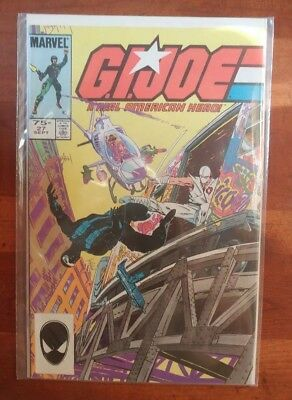 G.I. Joe, A Real American Hero #27 (Sep 1984, Marvel)