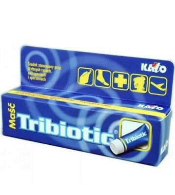 Tribiotic 14g oitment bacterial skin infection masc antybakteryjna