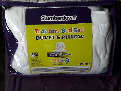 4 Tog Cot-Bed/Toddler bed Duvet