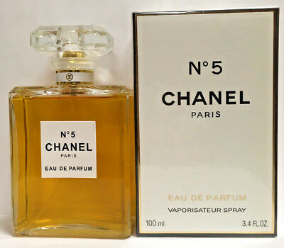 Chanel No5 34 Oz By Chanel Edp Brand New Perfume For Women Spray