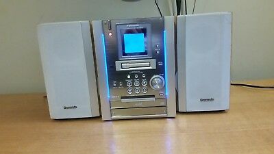 Panasonic SA-PM25, CD Stereo System