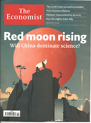 The Economist 12th - 18th January 2019 Economics & Current Affairs Weekly