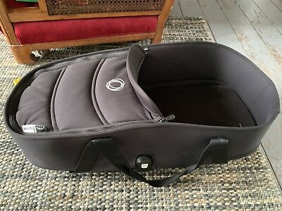 Black bugaboo bee 3 carrycot