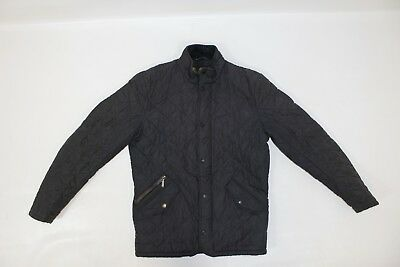 Barbour Unisex Quilted Detailed Urban Casual Jacket sz S/M