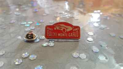 Pin's Rallye Monte-Carlo 2007 / Car Monaco 2007 Pin Badge A.c.m.