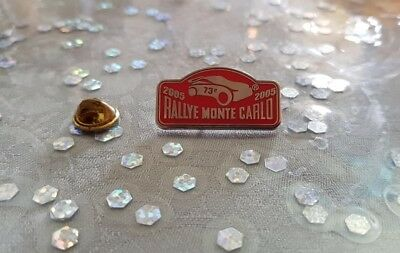 Pin's Rallye Monte-Carlo 2005 / Car Monaco 2005 Pin Badge A.c.m.