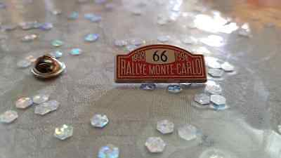 Pin's Rallye Monte-Carlo 1998 / Car Monaco 1998 Pin Badge A.c.m.