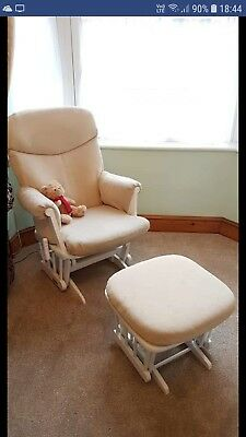 Dutailier Nursing Glider Maternity Feeding Chair