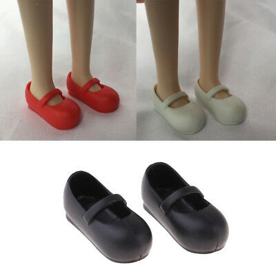 Lovely 1/6 BJD Shoes Belt Ballet Shoes Flats for Blythe Clothing Accessory