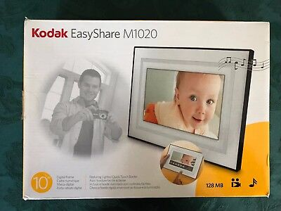 "Kodak EasyShare M1020 10"" Digital Picture Frame, Frame Only, No Power Cord"