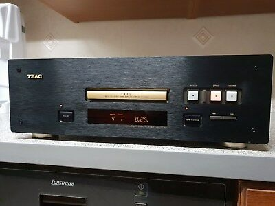 Teac Compact Disc Player VRDS-10