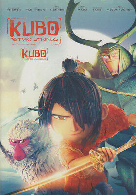 Kubo And The Two Strings (Bilingual) (Dvd)