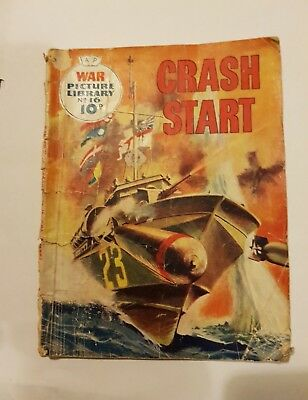*RARE* War Picture Library Comic No 16 1959
