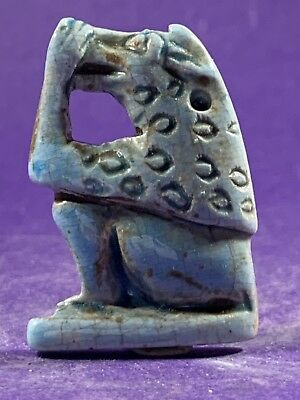 Very Nice- Circa 1500-332Bc Ancient Egyptian Taweret Godess Of Childbirth Amulet