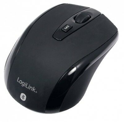 LogiLink Bluetooth Optical Mouse 1000/1600dpi 3-buttons ID0078