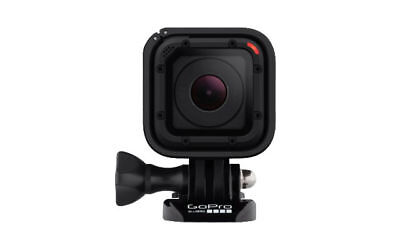 GoPro Hero4 Session Chdhs-101 Waterproof Camera 8mp(black) With 32GB Memory Card