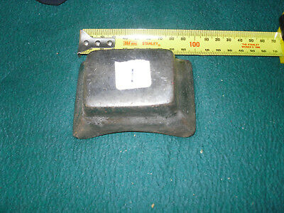 VINTAGE STEEL PANEL BEATING BEATERS UTILITY DOLLY AUTOMOTIVE TOOL 1.2kg