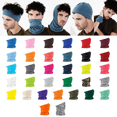 Multi-Purpose Morf - Snood Scarf Neckwarmer winter cycling headband warm active