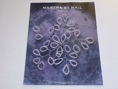 Martha By Mail catalog HOLIDAY 2000 Good Condition Kitchenware + Decorating