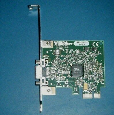 NI PCIe-8361 MXI-Express Interface for PCIe, National Instruments *Tested*