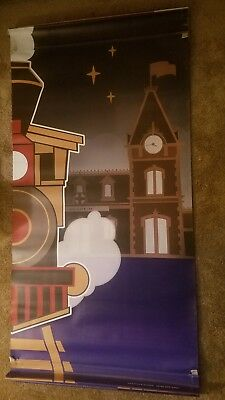Walt Disney Carolwood Pacific Walt's Trains Disneyland Railroad banner