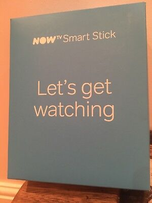 Now TV Smart Stick 3801UK with HD and Voice Search