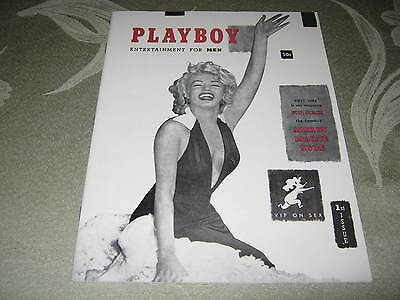 Playboy #1 1953 Magazine Gift Set 2007 Deluxe Collectors Limited Edition Mint