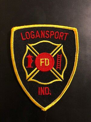 Logansport, IN Police Patch