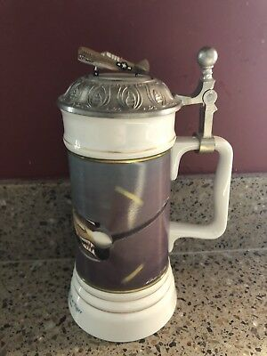 In the Shallows Beer Stein Limited Edition Uic war birds of wwii Rare Teeth