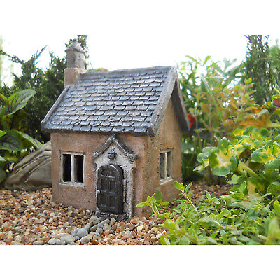 Miniature Dollhouse FAIRY GARDEN House Mini Cottage