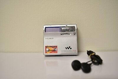 Sony MZ-N1 Net MD Walkman MiniDisc Portable Player Recorder Excellent Condition!