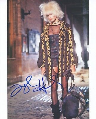 """Signed Original Color Photo of Daryl Hannah of """"Blade Runner"""""""